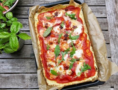 Creatief met bloemkool –> stop het in je pizzabodem!